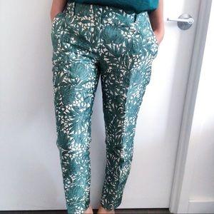 J Crew Trouser Dress Pants Size 2